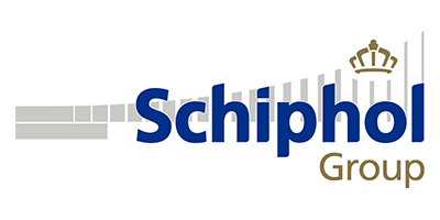 Roay Schiphol Group logo